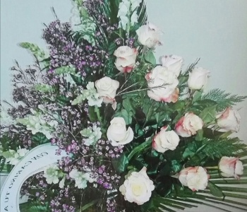 Servicio de floristería A rúa
